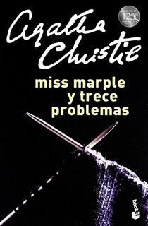 Miss Marple Y Trece Problemas Agatha Christie Booket