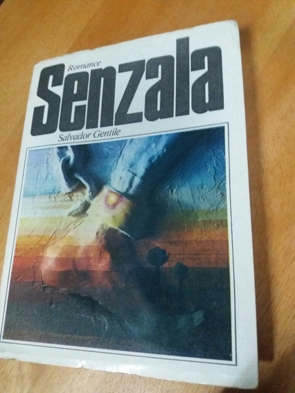 Livro Senzala Romance Salvador Gentile * F2