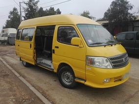 Foton Bus Escolar 2010