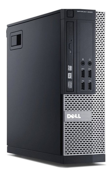 Pc Desktop Dell 9020 Ssf Core I7 4770 3.4ghz 16gb Ssd 240gb