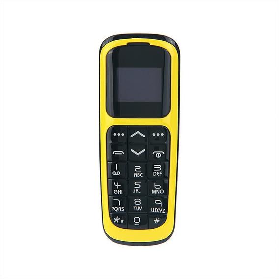 Long-cz V2 Bt Mini Recurso Telefone 2g Celular 0.66