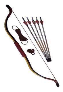 Arco Mongol + Flechas