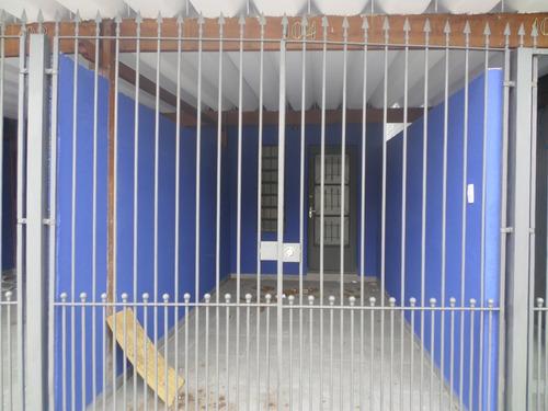 Comercial Para Aluguel, 1 Vaga, Jardim Pereira Leite - São Paulo/sp - 103