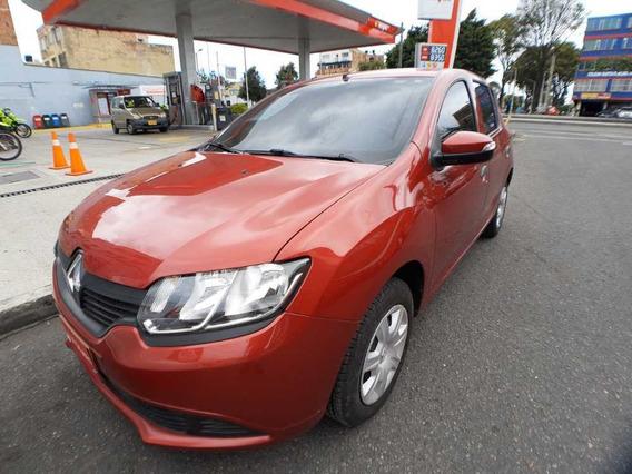 Renault Sandero Authentique Life Mec 1,6 Gasolina