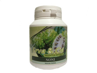 Noni Anti-inflamatório Natural 100%puro 60 Capsula + Energia