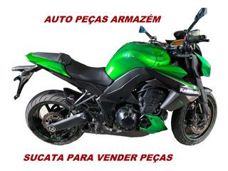 Kawasaki Z1000 Sucata Para Vender Peças Usadas