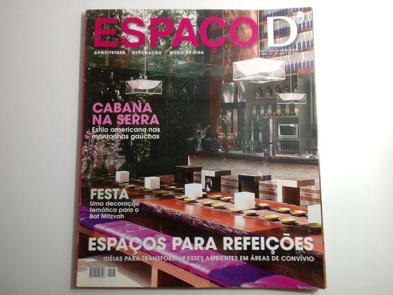Revista Arquitetura Construção Design Decoração Espaço D