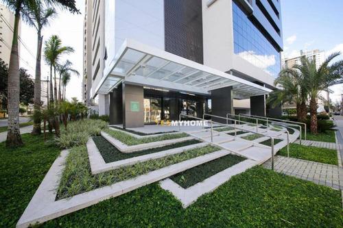 Studio Com 1 Dormitório À Venda, 23 M² Por R$ 434.370,00 - Água Verde - Curitiba/pr - St0236