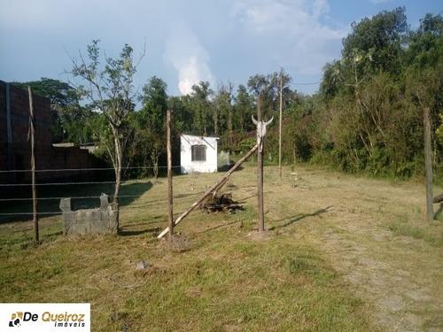 Imagem 1 de 1 de Chácara Em Mongaguá , Lado Morro, Isolada, Usado, 1 Dormitório, Cozinha, 1 Banheiro. - 5009 - 68110977