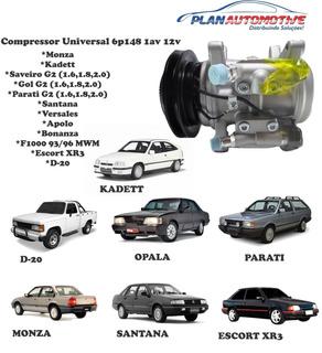 Compressor Ar 6p148 1av F1000 Del Rey Corcel Escort D20