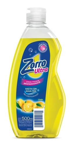Zorro Ultra Bot 500ml Limon Original