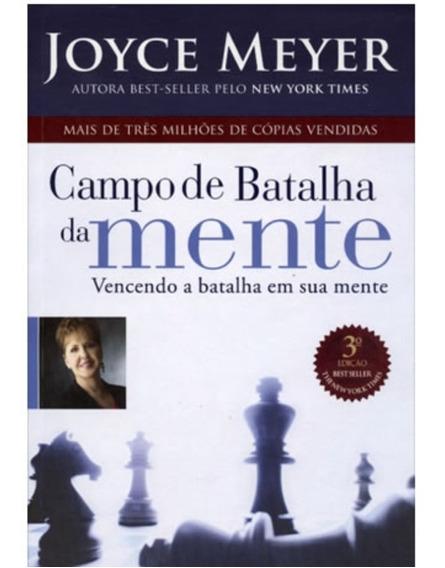 Livro Joyce Meyer - Campo De Batalha Da Mente