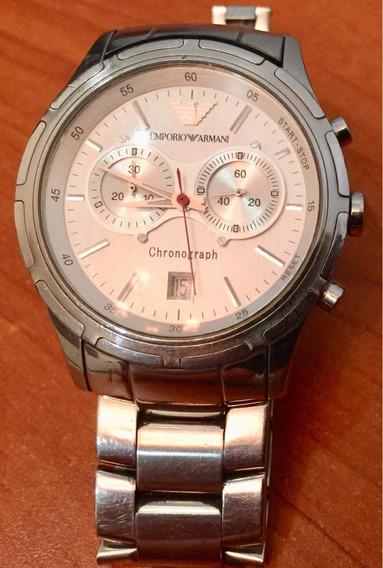 Reloj Emporio Armani Cronograph Ar 0534