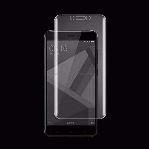 Membrana Frontal En Silicona Xiaomi Redmi 4x