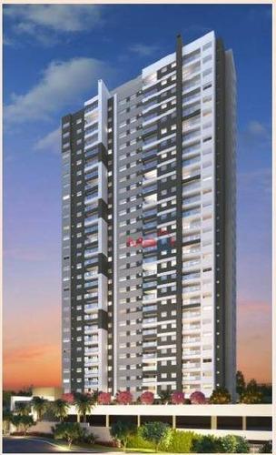 Apartamento 89 M², Lorian Boulevard Belvedere, Torre Mirante, 3 Dormitórios, 1 Suite, 2 Vagas, Vila São Francisco Osasco. - Ap0930