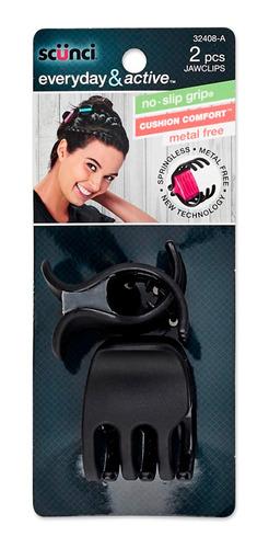 Pinzas Antiderrapantes Soft Touch Scunci Active  32408mx