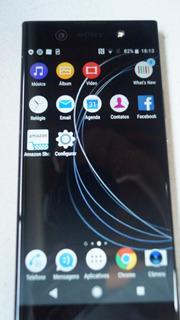 Sony Xperia Xa1 Ultra G3226 4gb 64gb Tela 6 Dual +64gb Brind