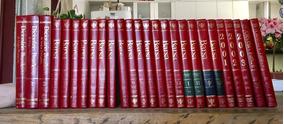 Enciclopédia Barsa Ano 2000