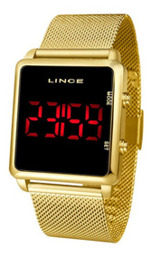 Relógio Lince Unissex Classico Mdg4596l Pxkx