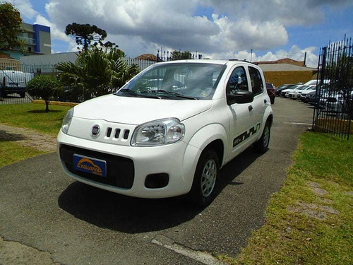 Fiat Uno Vivace 1.0 8v Flex 4p Mec.