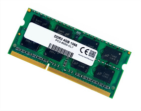 Memória 4gb 1066mhz iMac Macbook 8500s Ddr3 1x4gb Nova Nfe