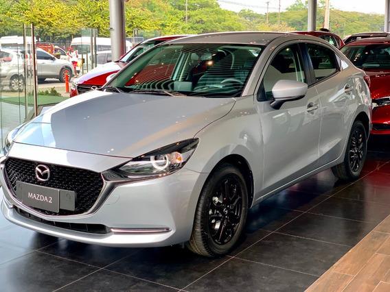 Mazda 2 Sedan Grand Touring Lx Plata | 2021