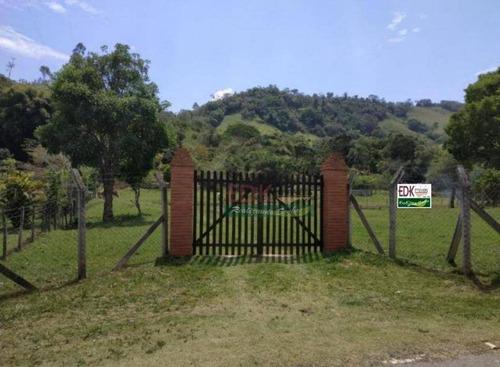 Imagem 1 de 5 de Sítio À Venda, 29000 M² Por R$ 500.000,00 - Borda Do Campo - Cunha/sp - Si0020