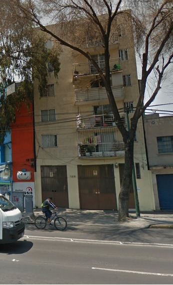 Depto Eje Central Lazaro Cardenas 139 #103,col.doctores