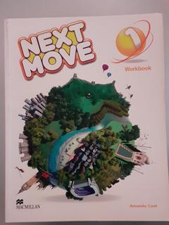 Next Move 1 (disponible Workbook Venta Por Separado)