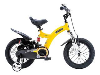 Bicicleta Amortiguador Royal Baby Flying Bear R16 Acero