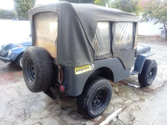 Jeep Wyllys Overland
