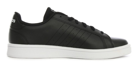 Tenis adidas Mujer Negro Grand Court Base Ee7482