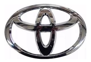 Emblema Logo Parrilla Frontal Corolla 2014-18 Original