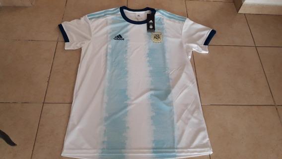 Camiseta Original Selección Argentina Copa América 2019