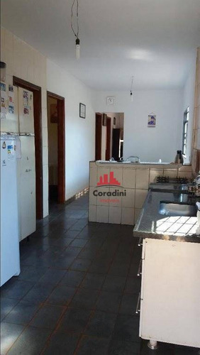 Chácara Rural À Venda, Centro (tupi), Piracicaba. - Ch0072