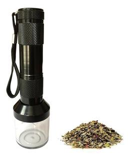 Moledor Electrico Grinder, Tabacco Hierbas