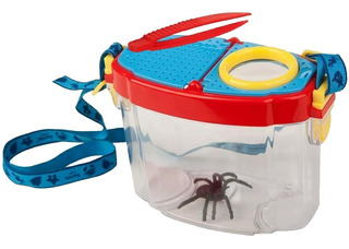 Lupa Visor Observador De Insectos 4.5x Hokenn Juguete Niños