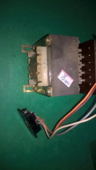 Transformador De Força Para Som Sony Hmk-353bs