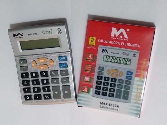 10 Calculadoras Digital Eletrônica De Mesa Comercial