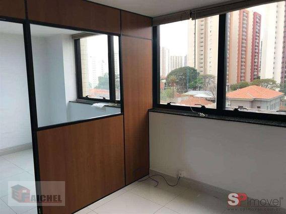 Sala À Venda, 32 M² Por R$ 299.000 - Tatuapé - São Paulo/sp - Sa0081