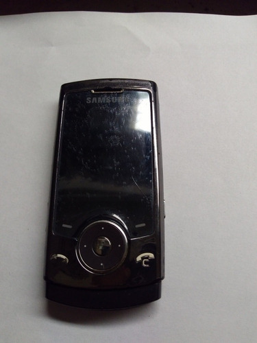 Celular Samsung U 600 Para Retirada De Peças Os 001