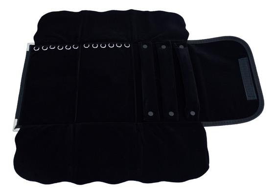 Mostruário Misto Médio Porta Jóias 50 X 45cm -pano Sem Zíper