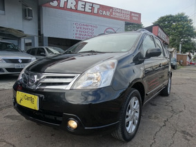 Nissan Livina 2013 Financiamos 100%
