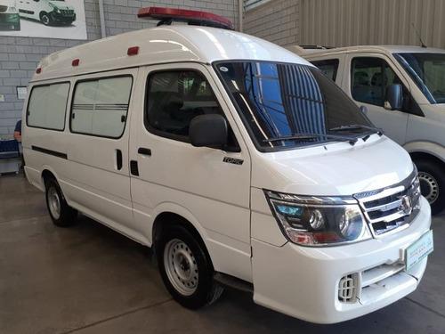 Imagem 1 de 7 de Jinbei Topic Ambulancia
