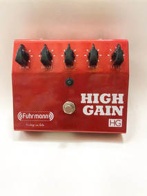 Pedal Fuhrman High Gain