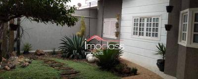 Casa Com 3 Dormitórios À Venda, 250 M² Por R$ 800.000 - Parque Residencial Jaguari - Americana/sp - Ca0994