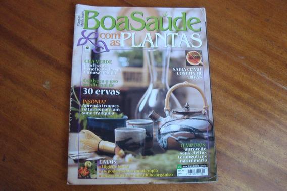 Revista Boa Saude Com As Plantas 1 / 30 Ervas Medicinais
