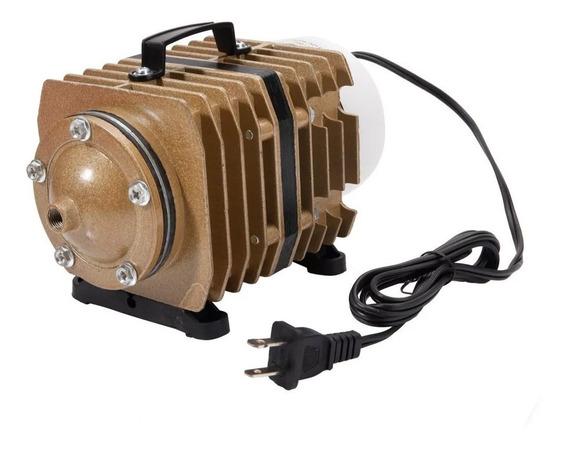 Compressor De Ar Eletromagnético Sunsun Aco-007 90 L/min Para Bateria De Aquários