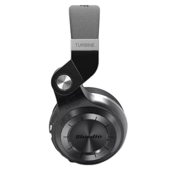 Fone Bluetooth 5.0 Bluedio T2+ Plus Fm Slot Cartão Sd