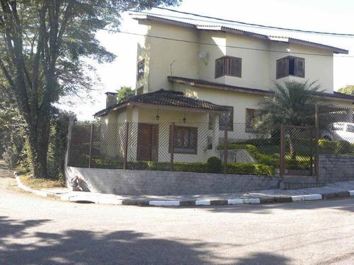 Sobrado Com 3 Dormitórios À Venda, 350 M² Por R$ 2.000.000 - Arujazinho I. Ii E Iii - Arujá/sp - So0315